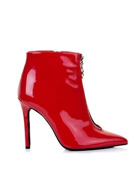 SANTE BOOTIES RED 18-233-05